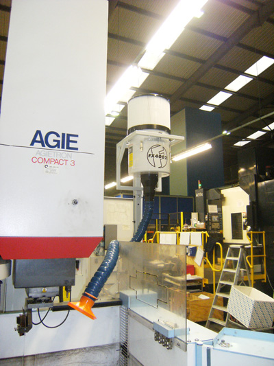 FX4002 Oil Mist Filter | AGIE Agietron Compact 3