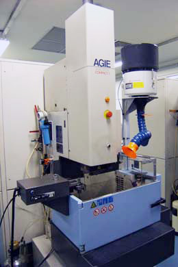 S400 Oil Mist Filter | Agie Agietron Compact 1