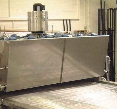 FX4000 Oil Mist Filter
