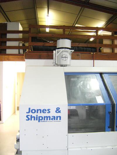 FX6002 Mist Collector | Jones & Shipman Ultramat
