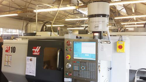 S400 Oil Mist Filter, Haas ST10