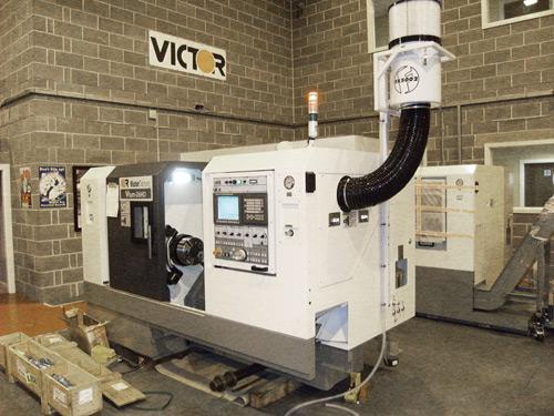 FX5002 Oil Mist Filter, Victor Vturn 26HD
