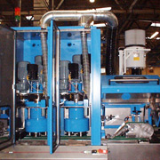 FX4000 Oil Mist Filter | PFS Deburring Machine