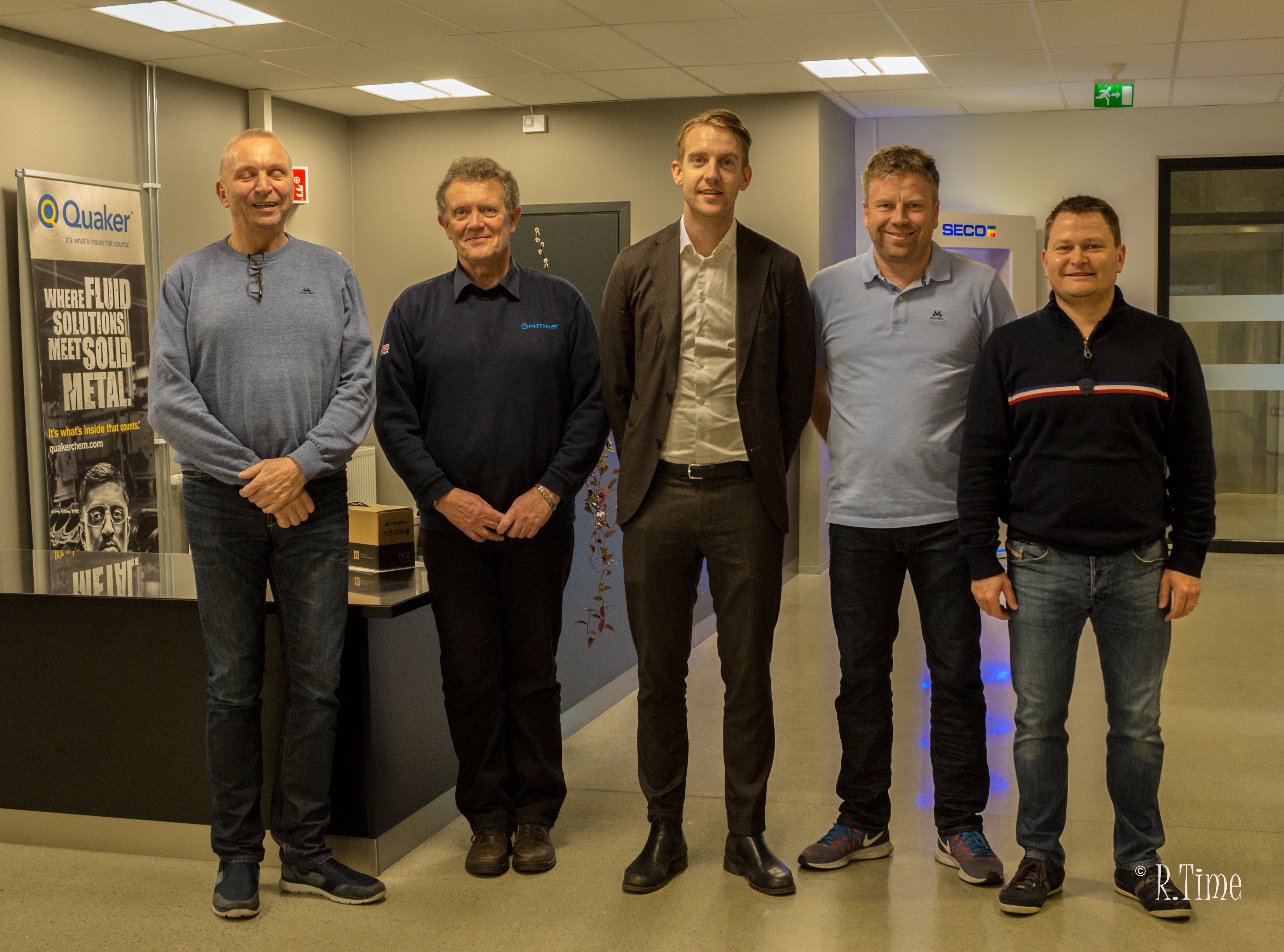 New Filtermist distributors in Scandinavia