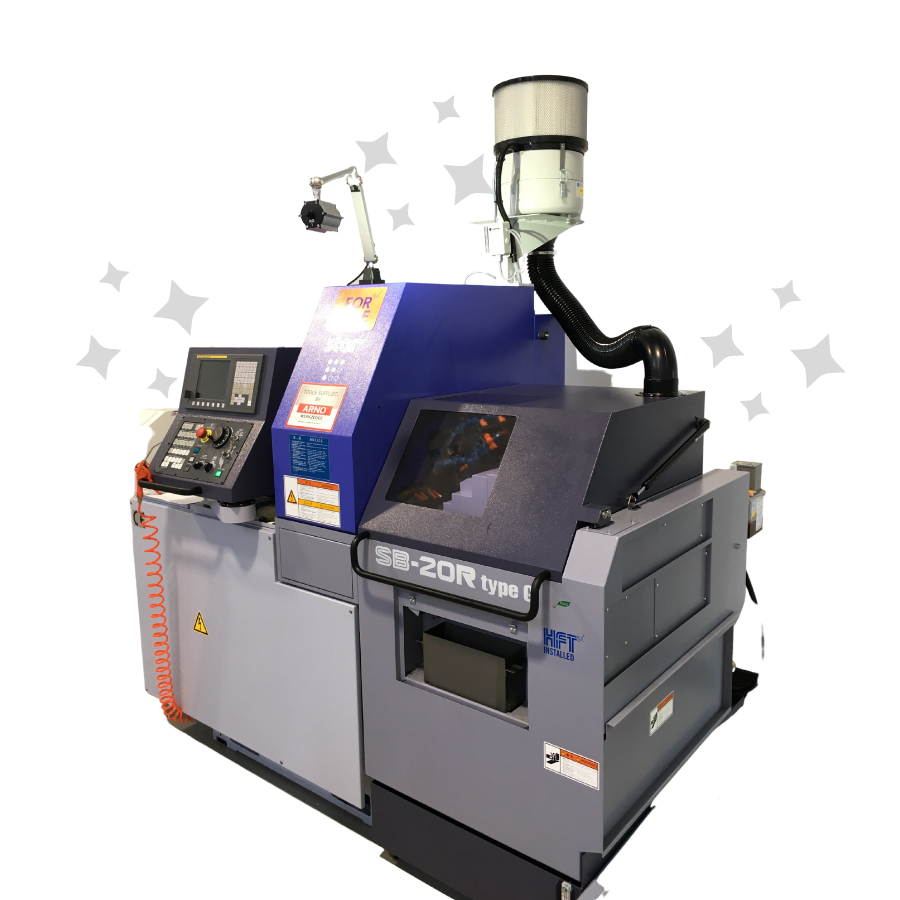 Effective oil mist extraction helps keep machine tools looking brand-new for longer