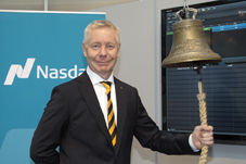 Absolent Group listed on the NASDAQ stock exchange