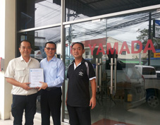 New Thailand distributor joins the Filtermist Family