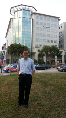 Filtermist Asia moves to new office in Singapore