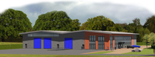 Planning permission secured for £3m UK manufacturing facility