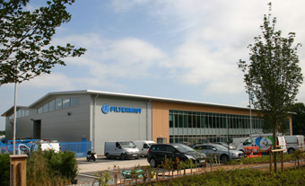 Filtermist global HQ has moved to new UK premises