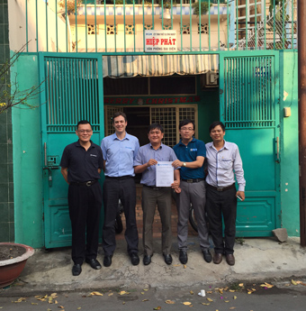 New distributors appointed in Turkey and Vietnam