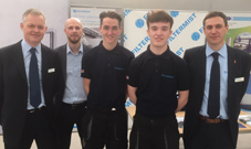 New Filtermist UK apprentices benefit from state-of-the-art training facility