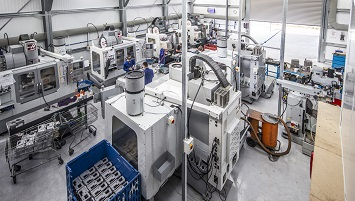 Filtermist oil mist filters ensure new Daften Die-Casting facility stays fresh