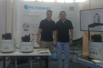 Qingdao show is extremely successful for Filtermist