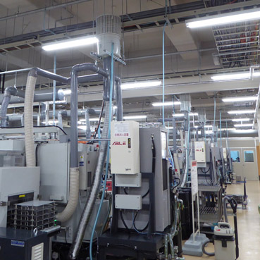 Filtermist's Japanese distributor completes successful oil mist collector installation for Komatsuseiki Kosakusho